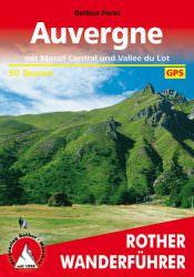 Rother Wanderfuehrer - Auvergne