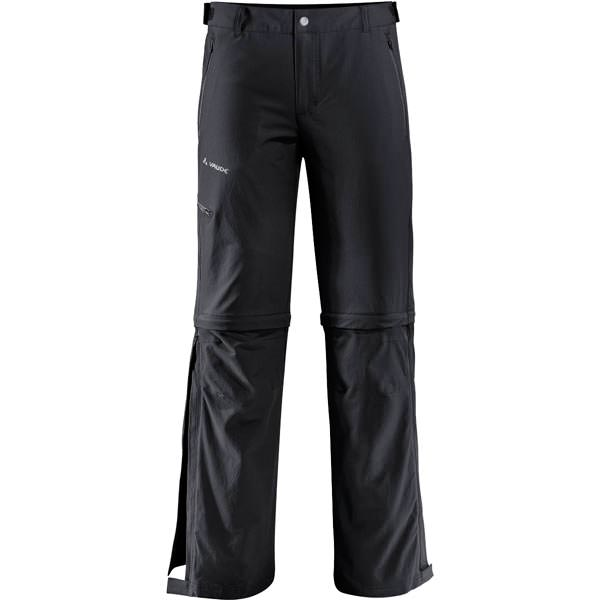 Vaude Mens Farley Stretch T-Zip Pants II