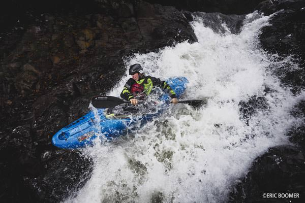 Cascada - TIm Kemple kayaking in mexico