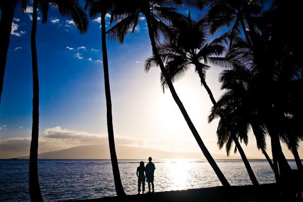 Hawaii - Maui - Lahaina - Beach