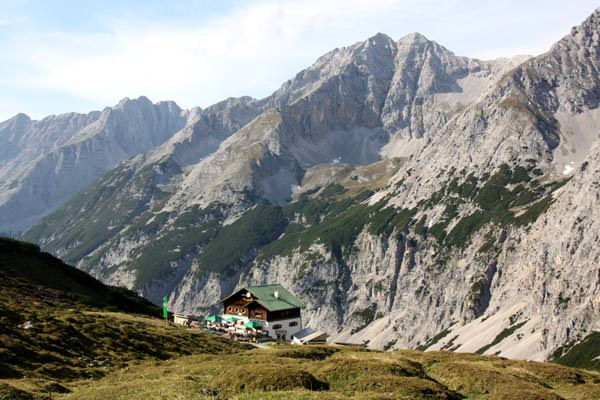 Innsbruck - Pfeishuette