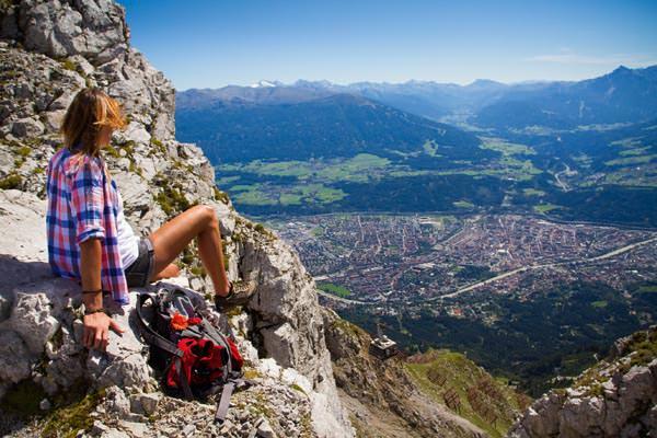 Innsbruck - Wanderung Karwendel