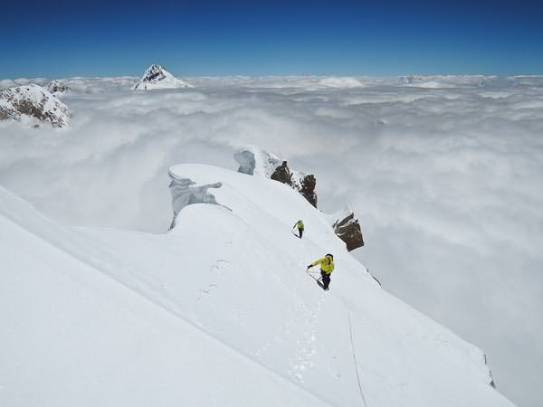 Kunyang Chhish Ost Expedition 2013 - Blick zurueck