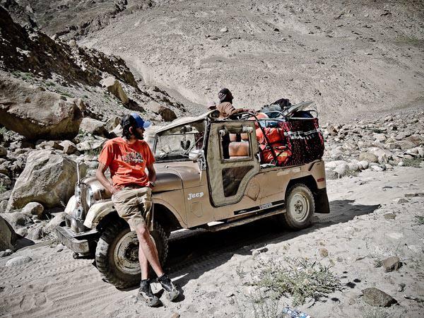 Kunyang Chhish Ost Expedition 2013 - Pause