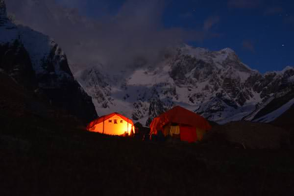 Kunyang Chhish Ost Expedition 2013 - Basecamp