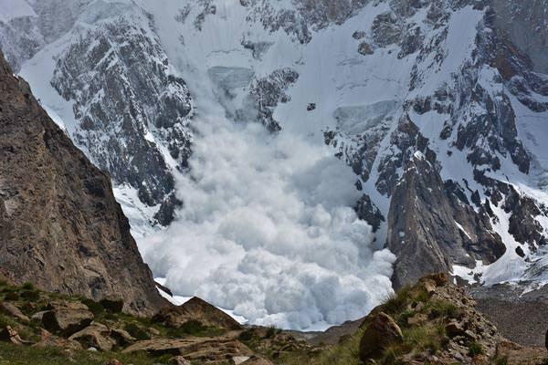 Kunyang Chhish Ost Expedition 2013 - Lawine