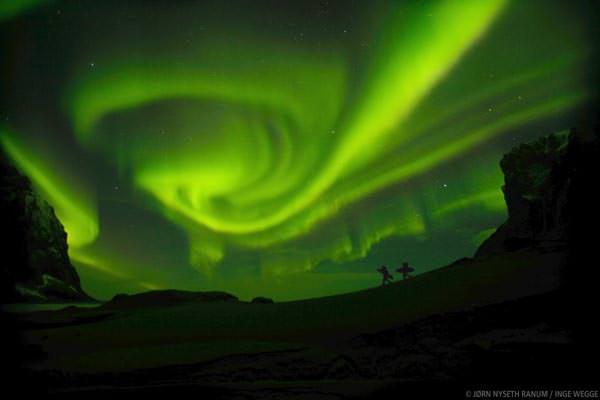 North Of The Sun - Nordlichter