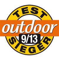 Outdoor Testsieger 09 2013