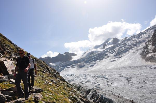 Pitztal - Pitztaler Gletscher