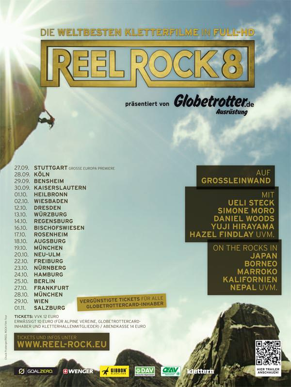 Reel Rock Tour 8