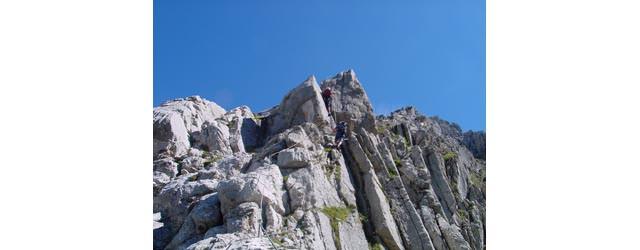Tiroler Zugspitz Arena - Klettersteigwochen