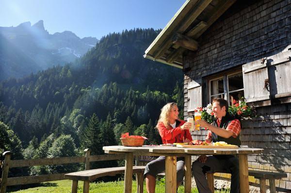 Oberstdorf -  Buchrainer Alpe