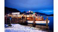 """Tegernseer Tal – Den magischen Adventszauber sehen und spüren… See-Advent mit Schiff-Shuttle, Krippenweg und """"Aktion rote Socke"""" Hell erleuchtet erscheint die """"MS Tegernsee"""" vor der Bergkulisse, die Lichter der Adventsmärkte […]"""