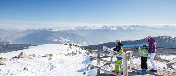 Gitschberg Jochtal - Panorama