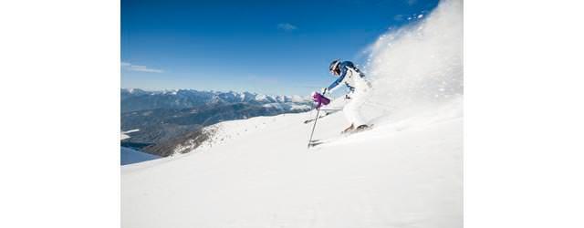 Gitschberg Jochtal - Skifahrer