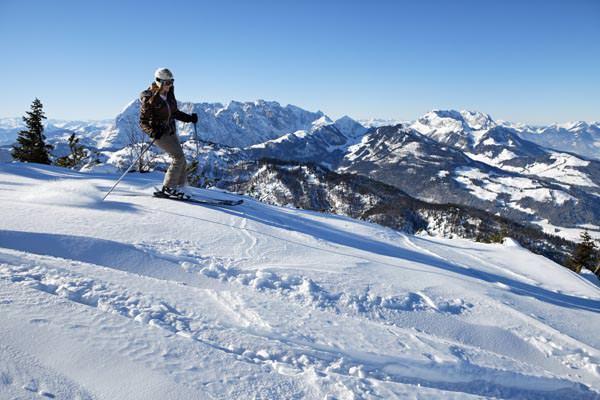 Kaiserwinkl - Skifahrn