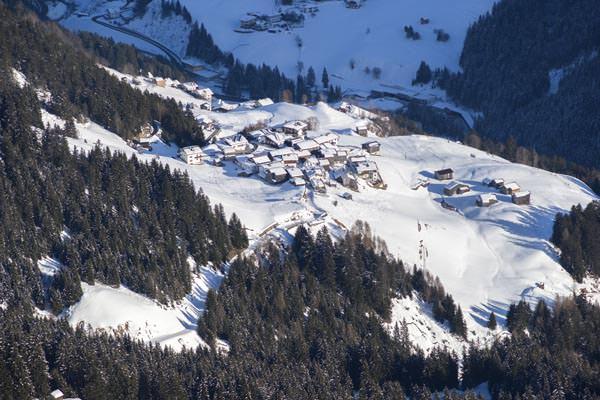 Kappl-See - Im Winter