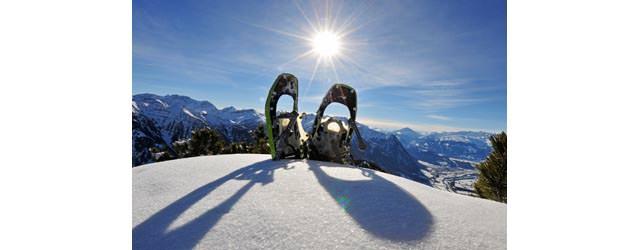 Liechtenstein - Schneeschuhe im Winter 2012/13