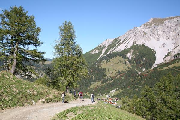 Liechtenstein - Wandern in Malbun