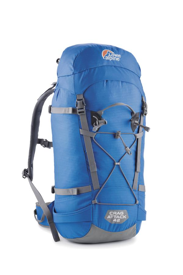 Lowe Alpine Craig Attack II 42 Surf Blue