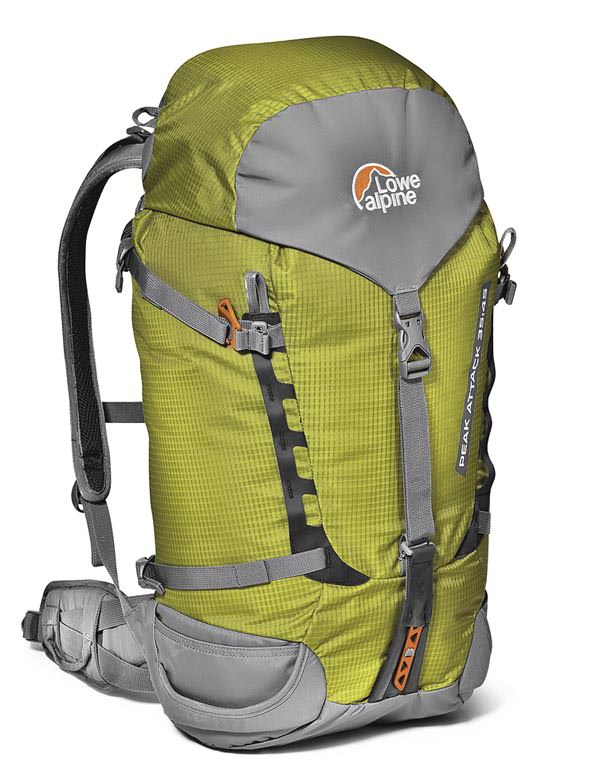 Lowe Alpine Peak Attack 35-45 Spring Green