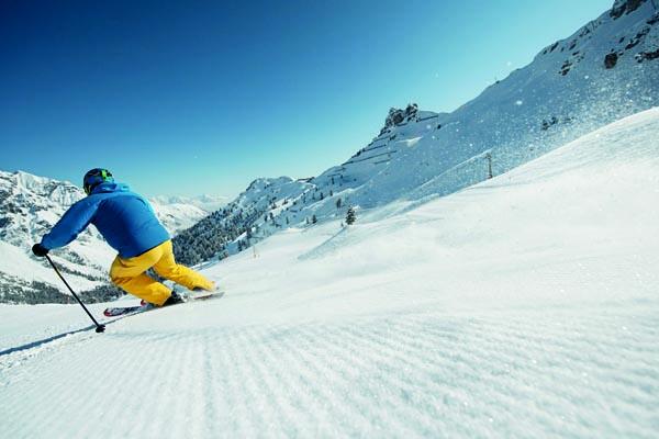 Schlick 2000 - Skifahrer