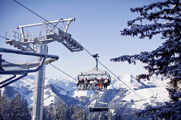 Bergbahn Kitzbuehel - Sechser-Sessellift