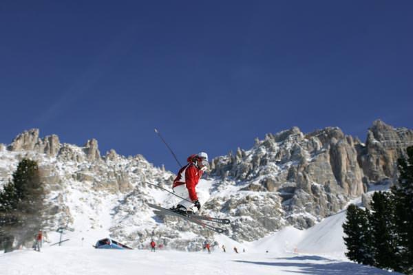 Eggental - Skicenter Obereggen Latemar-Carezza