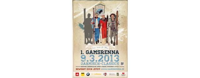 Skigebiet Garmisch-Classic - Gamsrenna