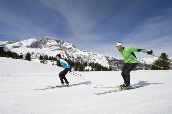 Hochpustertal - Winter Langlauf
