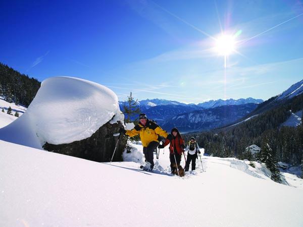 Imst - Schneeschuhwandern