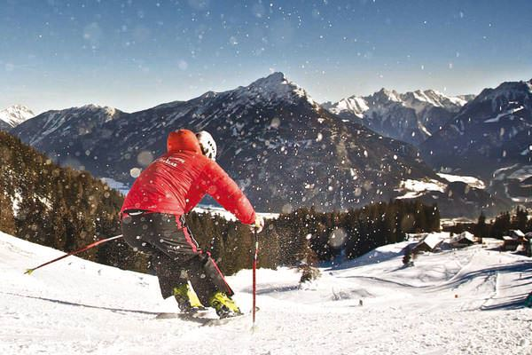 Imst - Skifahrer