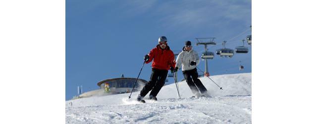 Kronplatz - Ski fahren