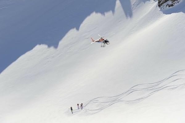 Lech Zuers am Arlberg - Heliskiing