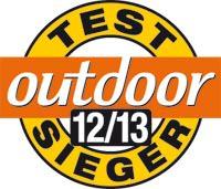 Outdoor Testsieger 12 2013