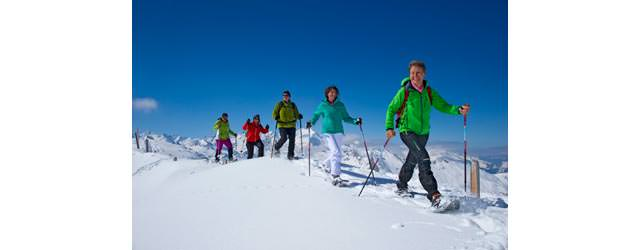 Raurisertal - Schneeschuhwanderung