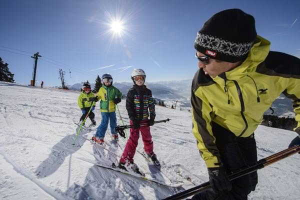 Silberregion Karwendel - Kinderskikurs