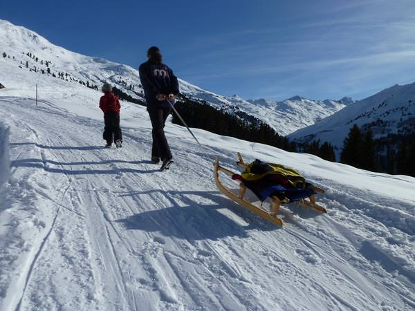 Silberregion Karwendel - Rodelausflug