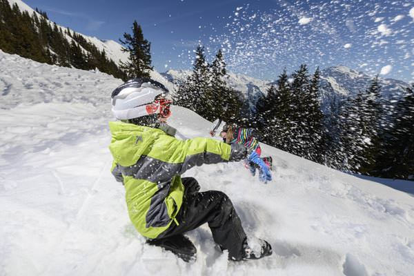Silberregion Karwendel - Spass