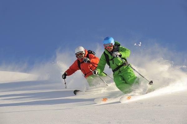 St Anton am Arlberg - Winter