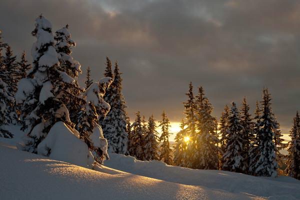 Wildschoenau - Sonnenaufgang