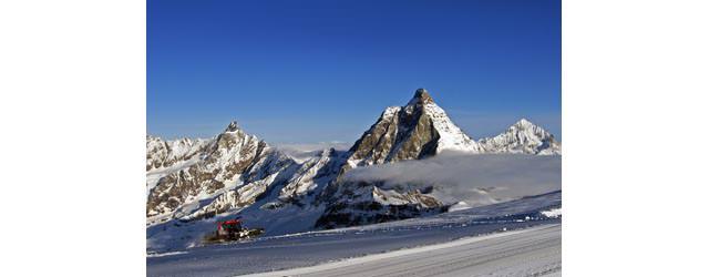 Zermatt - 100km Pisten offen