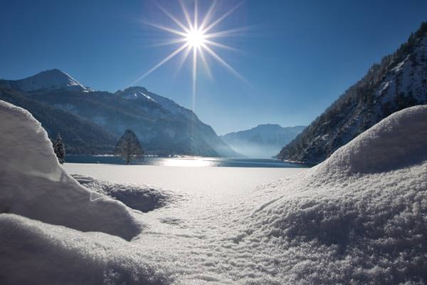 Achensee - Winter