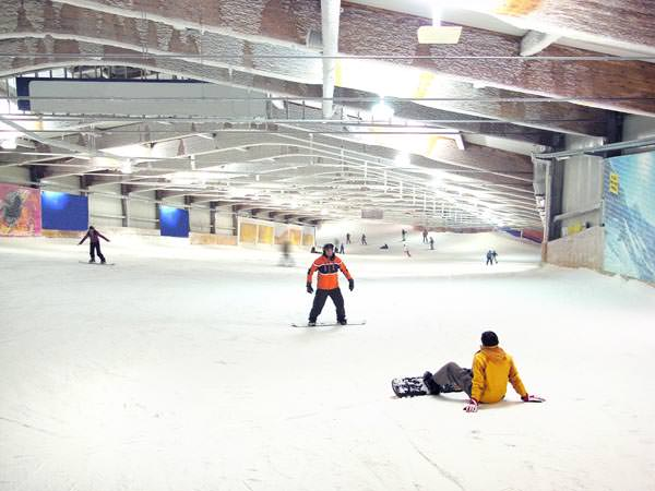 Alpincenter Bottrop - Skihalle