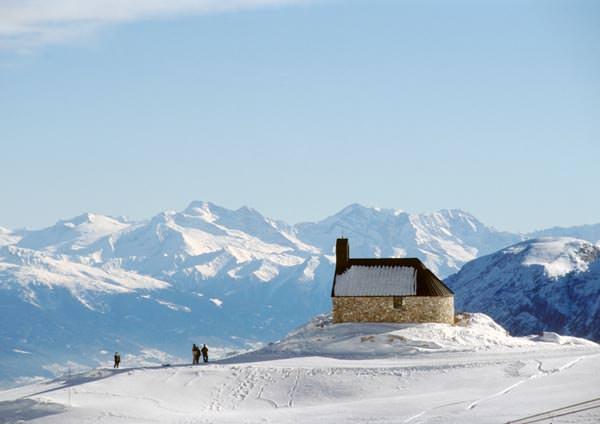Garmisch Classic - Kirche Winter