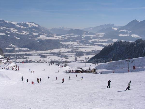 Oberaudorf-Hocheck - Panorama
