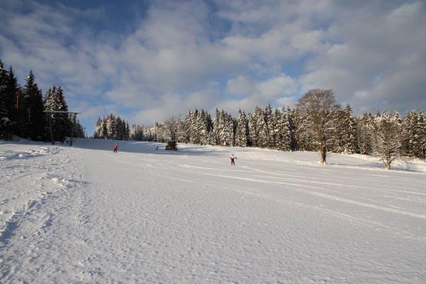 Skigebiet Sandl-Vieberg - Viehberg