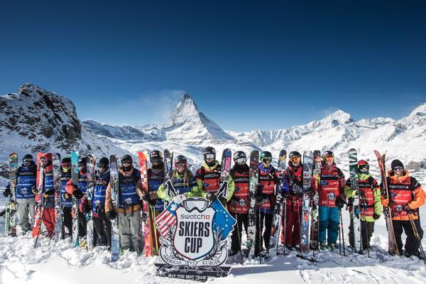 Swatch Skiers Cup 2013 - Zermatt