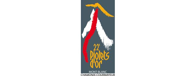 22th Piolets d Or - Logo