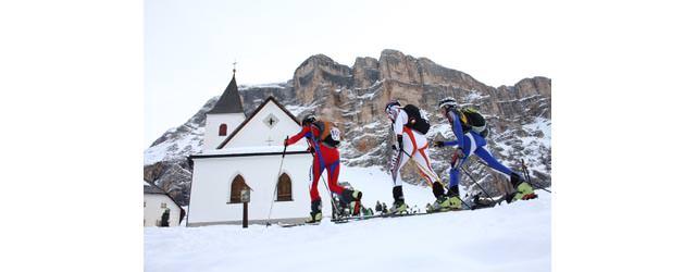 Alta Badia - Tour de Sas